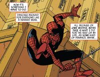 Peter Parker (Earth-616) from Amazing Spider-Man Vol 3 1.1