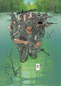 Punisher MAX The Platoon Vol 1 3 Textless