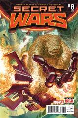 Secret Wars Vol 1 8