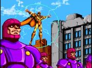 Sentinels from X-Men (1992 video game)