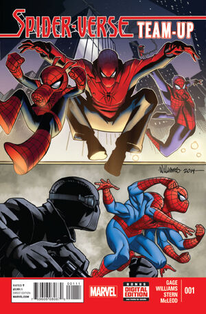 Spider-Verse Team-Up Vol 1 1