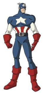 Steven Rogers (Earth-11052) from X-Men Evolution Season 2 14 001