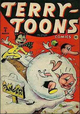 Terry-Toons Comics Vol 1 6