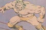 Terry Bollea (Earth-616) from Marvel Comics Presents Vol 1 45 0001