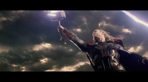 Thor The Dark World Official Trailer HD