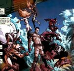Thunderbolts (Earth-10219) What If Secret Invasion Vol 1 1