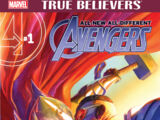 True Believers: All-New, All-Different Avengers - Cyclone Vol 1