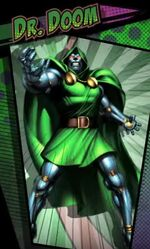 Victor von Doom (Earth-TRN335) from Marvel Super Heroes 3D Grandmaster's Challenge 0001