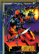 Wade Wilson (Earth-616) from Marvel Universe Cards Series IV 0001