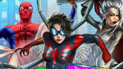 Web Warriors (Earth-TRN461) from Spider-Man Unlimited (video game) 001