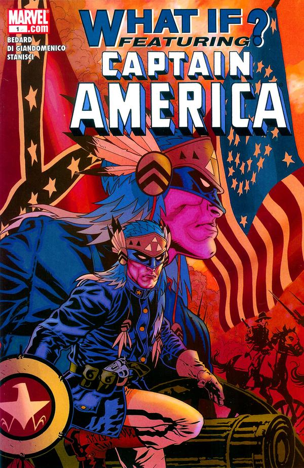 What If Captain America Vol 1 1