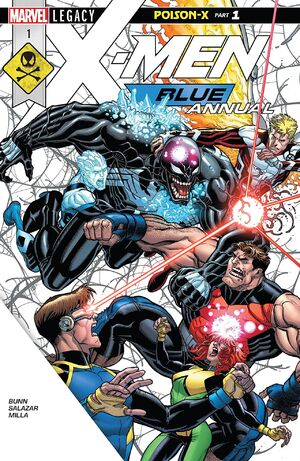 X-Men Blue Annual Vol 1 1