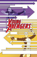 Young Avengers Vol 2 4 Textless