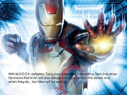 Anthony Stark (Earth-199999) from Iron Man 3 The Official Game 001