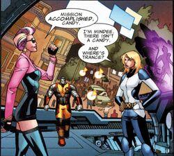 Ariel (Coconut Grove) (Earth-616) from X-Men Legacy Vol 1 227