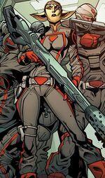 Auran (New Attilan) (Earth-61610) from Inhumans Attilan Rising Vol 1 2 001