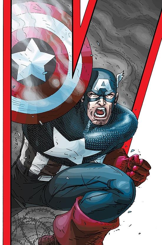 Avengers Earth's Mightiest Heroes Vol 1 2 Textless