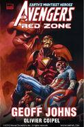 Avengers Red Zone TPB Vol 1 1