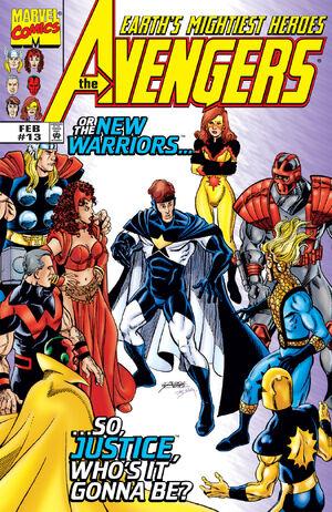 Avengers Vol 3 13