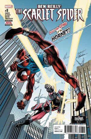 Ben Reilly Scarlet Spider Vol 1 8