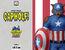 Captain America Vol 9 1 Midtown Comics Exclusive Wraparound Variant G