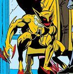 Conrad Mack (Earth-616) from New Warriors Vol 1 22 001