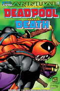 Deadpool and Death Annual Vol 1 1998