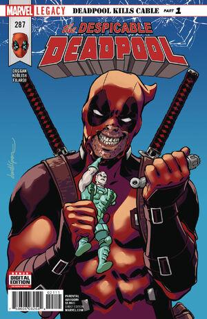 Despicable Deadpool Vol 1 287
