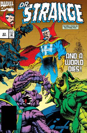 Doctor Strange, Sorcerer Supreme Vol 1 57