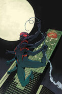 Edge of Spider-Geddon Vol 1 4 Hamner Variant Textless