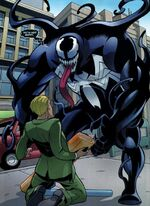 Edward Brock (Earth-5631) Spider-Man and Power Pack Vol 2 3