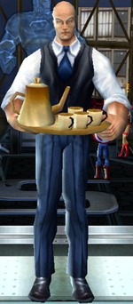 Edwin Jarvis (Earth-6109) from Marvel Ultimate Alliance 002