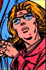 Elaine Grey (Earth-7642) from Uncanny X-Men and The New Teen Titans Vol 1 1 001