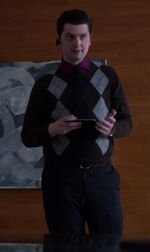 Evan (Jeri's Assistant) (Earth-199999) from Marvel's Jessica Jones Season 2 1 001