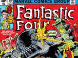 Fantastic Four Vol 1 219