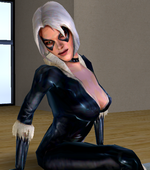 Felicia Hardy (Earth-96283) from Spider-Man 2 (video game) 0002
