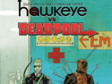 Hawkeye vs. Deadpool Vol 1 2