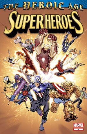 Heroic Age Heroes Vol 1 1