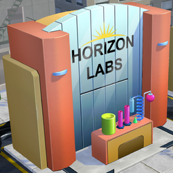 Horizon Labs (Earth-TRN562) from Marvel Avengers Academy 001