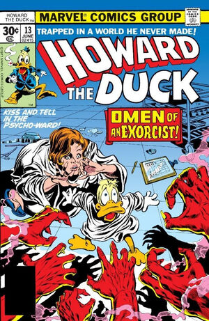 Howard the Duck Vol 1 13