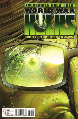Incredible Hulk Vol 1 610