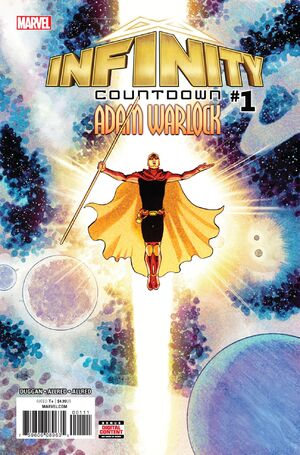 Infinity Countdown Adam Warlock Vol 1 1