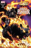 Infinity Wars Ghost Panther Vol 1 1