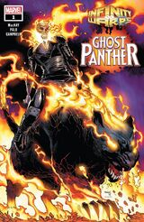 Infinity Wars: Ghost Panther Vol 1 1