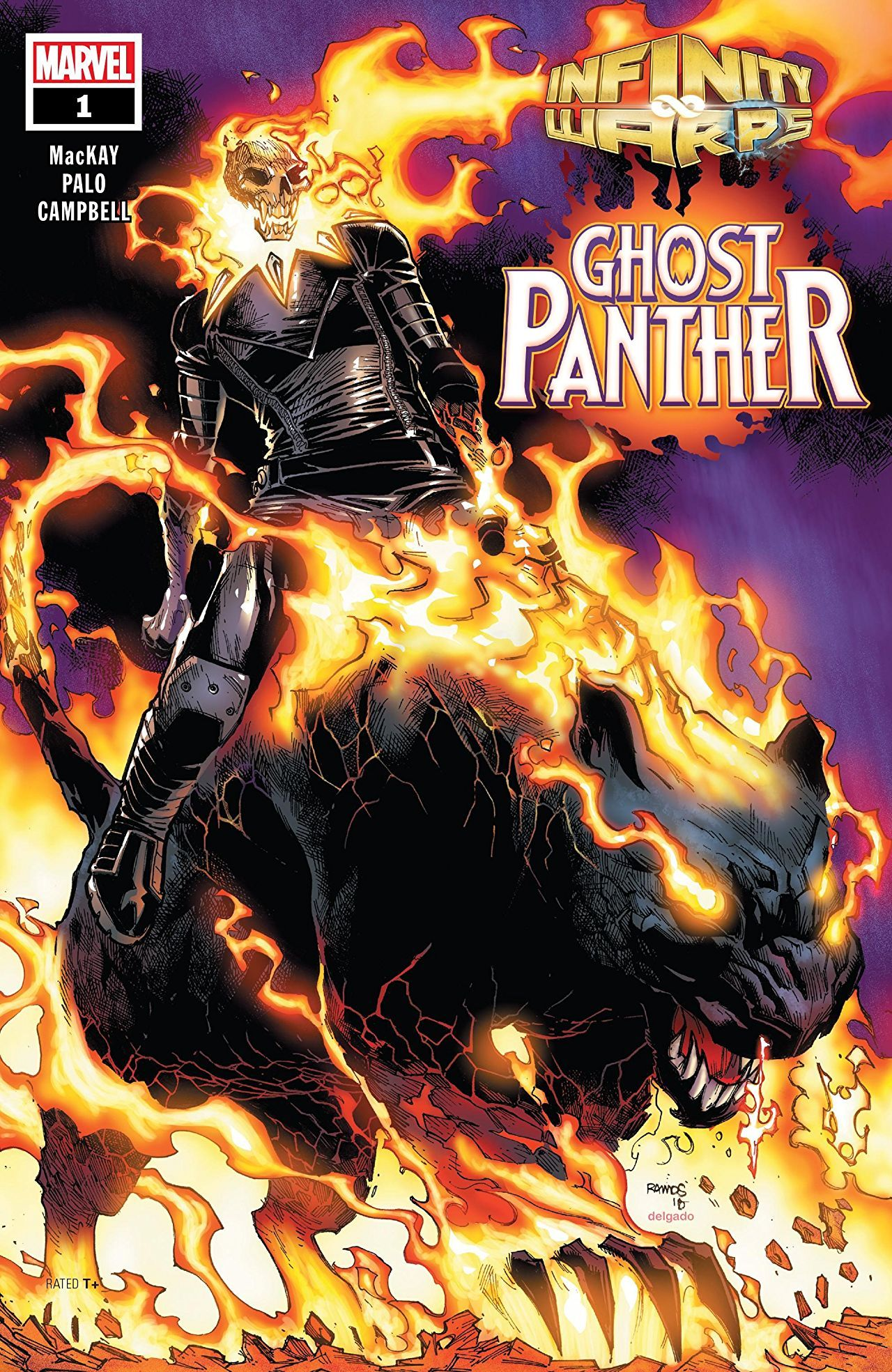 Infinity Wars: Ghost Panther Vol 1 1 | Marvel Database | FANDOM