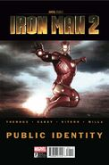 Iron Man 2 Public Identity Vol 1 1