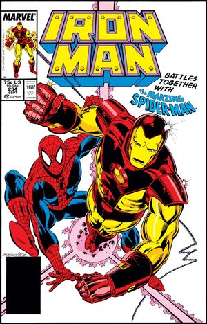 Iron Man Vol 1 234