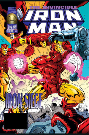Iron Man Vol 1 331