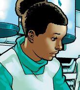 Karen Fowler (Earth-616) from Captain America Steve Rogers Vol 1 2 001