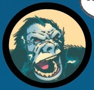 King Kong (Earth-616) from Uncanny X-Men Vol 1 349 0001
